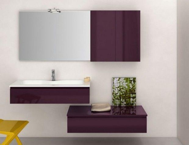 Luxury Modular Bathroom Furniture Design of Infinity by Nella Vetrina - Florida Home Design Market | Coole Florida