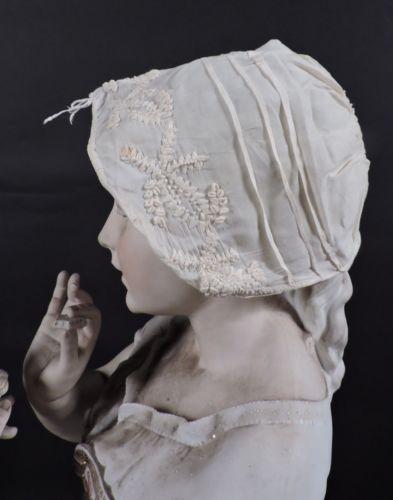 1820 's до 1830 's для новорожденного И ЧЕПЧИК с богатым изложенном ручная вышивка in Одежда, обувь и аксессуары, Винтаж, Винтажная одежда для детей, До 1930 г. (Викторианская эпоха, 20-е гг.)   eBay