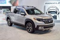 All About Your Trucks: The New Truck From Honda: Ridgeline