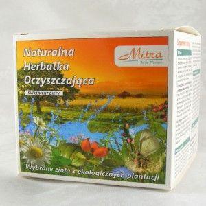 Mitra - herbata oczyszczająca