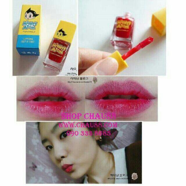 Son môi Atom Liptone Get It Tint #5 với giá ₫135.000 chỉ có trên Shopee! Mua ngay: http://shopee.vn/shopchau88/4346067 #ShopeeVN