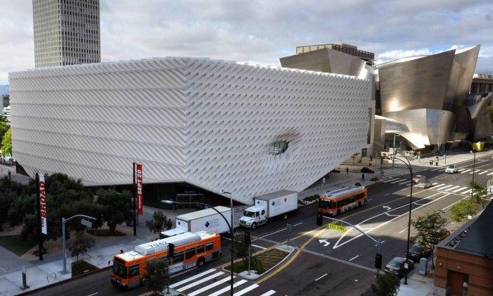 Com projeto moderno, novo museu abre as portas no centro de Los Angeles - Jornal O Globo