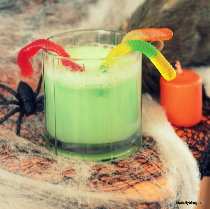 Fall Flavors: Halloween Punch Recipe  What kid wouldn't 'dig' this drink?