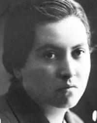 Gabriela Mistral, poet Chilean 1914–1957  Nobel Prize in Literature 1945