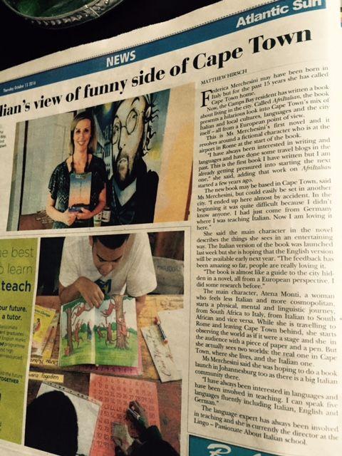 In the press | Lingo School Cape Town