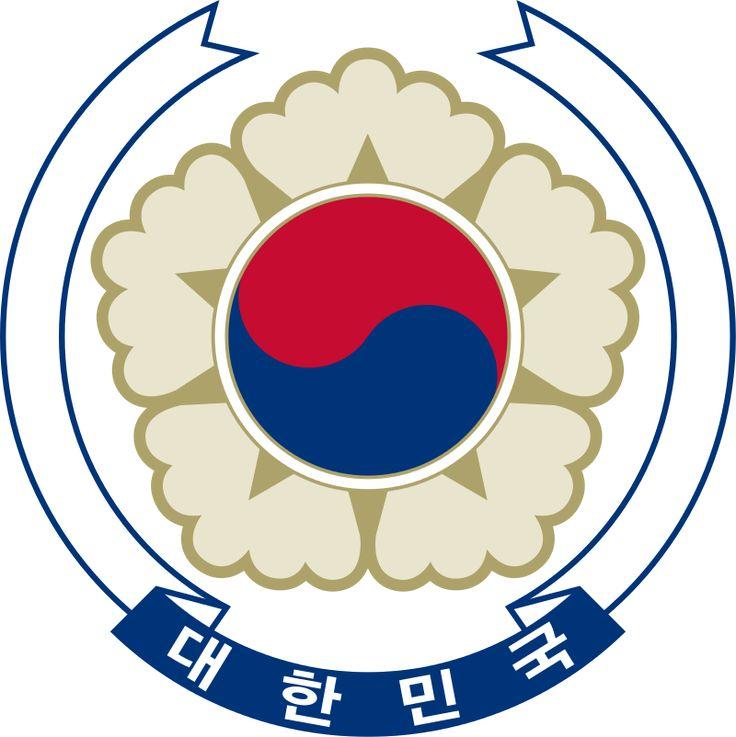 Emblem of South Korea