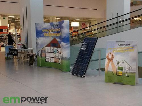Il nostro openspace al centro commerciale Conè di Conegliano
