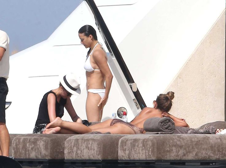 #Bikini, #MichelleRodriguez Michelle Rodriguez in Bikini on a Yacht in St. Tropez | Celebrity Uncensored! Read more: http://celxxx.com/2017/07/michelle-rodriguez-in-bikini-on-a-yacht-in-st-tropez/