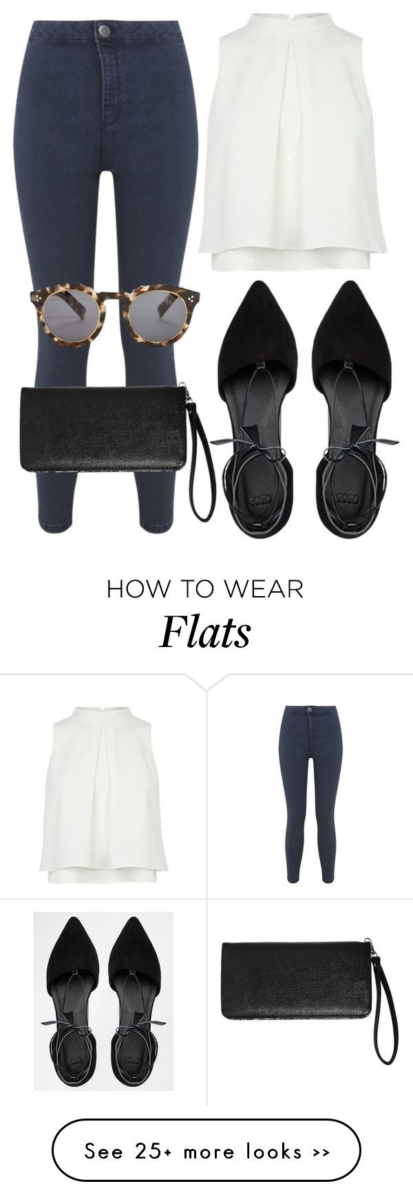 """220.Indigo"" by theofficialfashiondreamer on Polyvore"