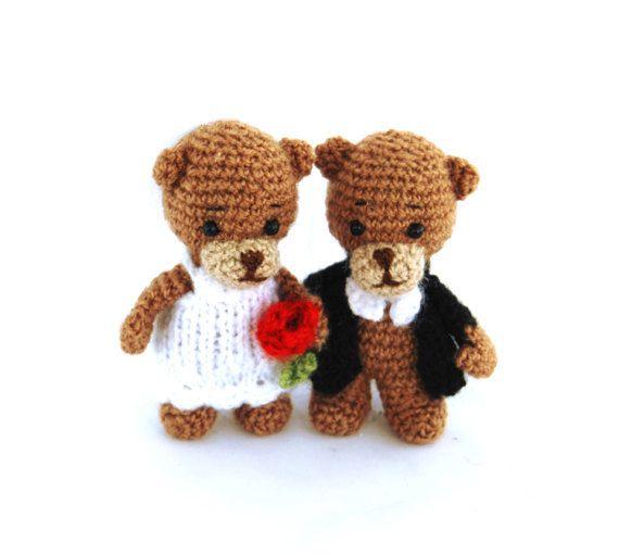 $62.43 bride and groom bears, wedding bears, #bridal shower, cute bear couple, wedding #greetings, things remembered, wedding accessories, soft bears, #weddinggift