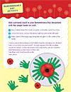 Seasonal Activities from Scholastic - Remembrance Day Poppies Art
