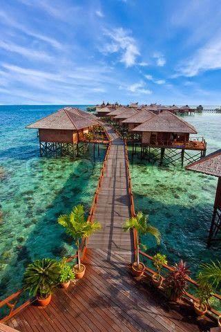 Borneo, Sabah, Malaysia