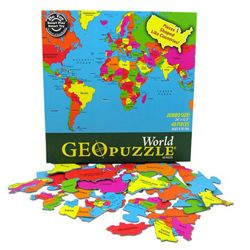 20 best jigsaw puzzles for school images on pinterest puzzles world maps jigsaw puzzle gumiabroncs Gallery