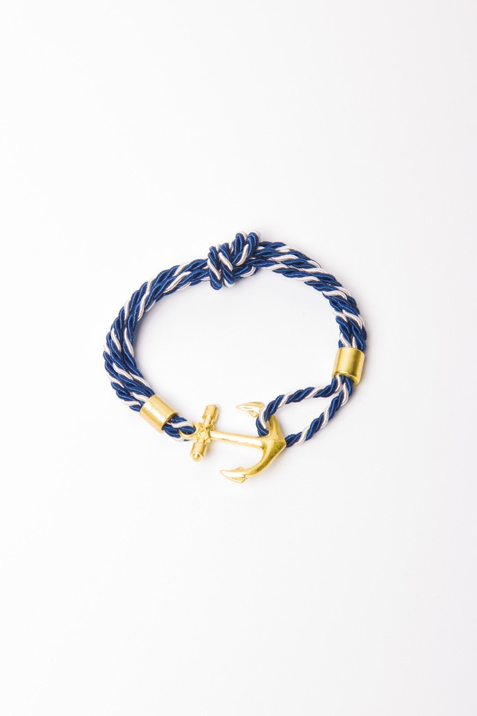 Anchor Knot Bracelet #anchor