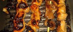 Na weer een paar experimenten denk ik de echte indo smaak wel gevonden te hebben zoals we ze op Bali kregen van de houtskool grill. Het geheim der saté zit...