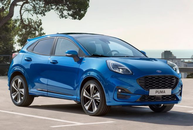 2020 Ford Puma Review Ford Puma Suv Ford