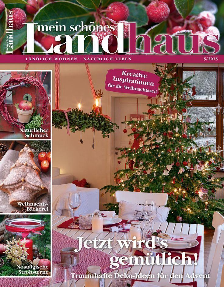Mein Schönes Landhaus Magazin Nr 5 2015 Landleben Deko Kreative