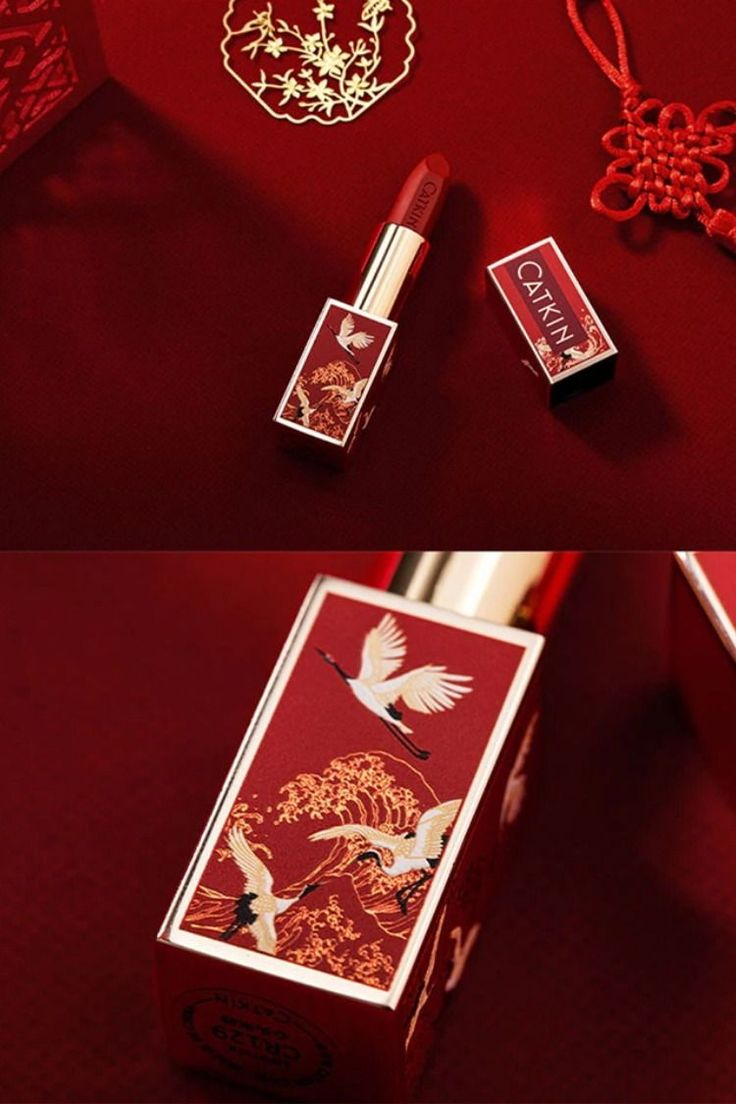 100 Catkin Hot Lipstick Gift Box 8pcs 8pcs Box