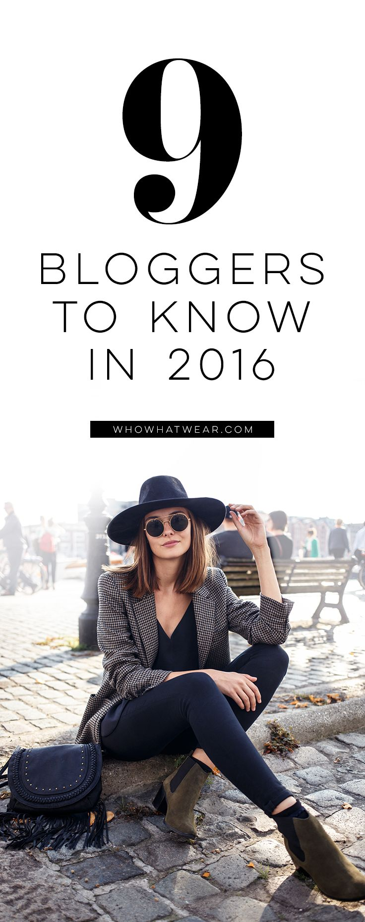 Have a fashionable 2016 by following these must-know bloggers