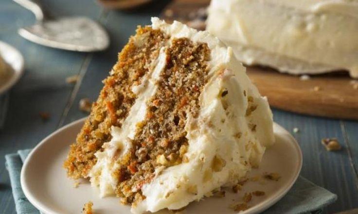 L'IRRÉSISTIBLE gâteau aux carottes et son glaçage au fromage
