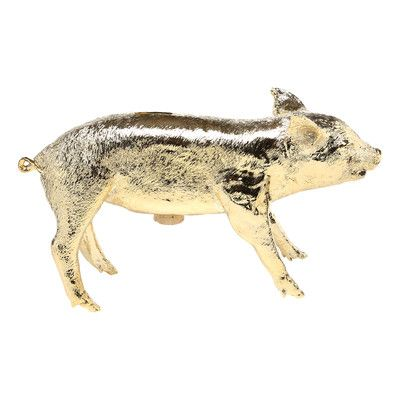 Areaware Reality Bank in the Form of a Pig Piggy Bank & Reviews | Wayfair