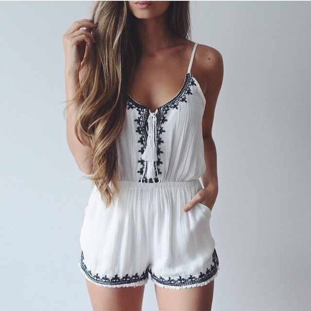 Love a cute play suit.