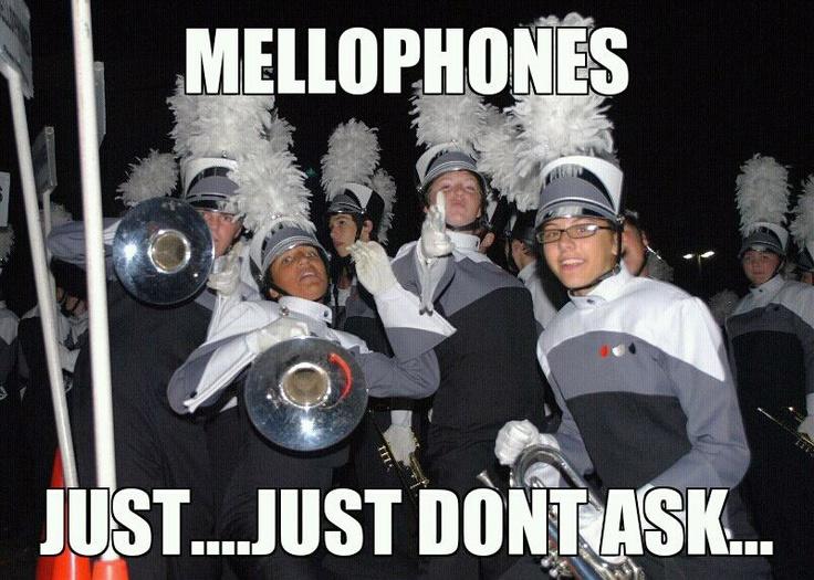 #bandmemes  #mellophone marching band is so close....