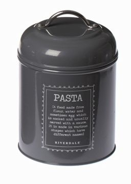 Pojemnik Pasta grey - BelleMaison.pl
