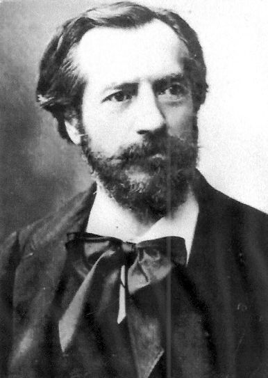 Frédéric Auguste Bartholdi, sculptor of the Statue of Liberty