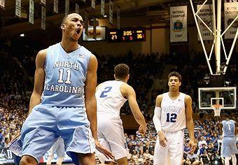 History of a Rivalry: Duke vs North Carolina Tar Heels. Blue ...