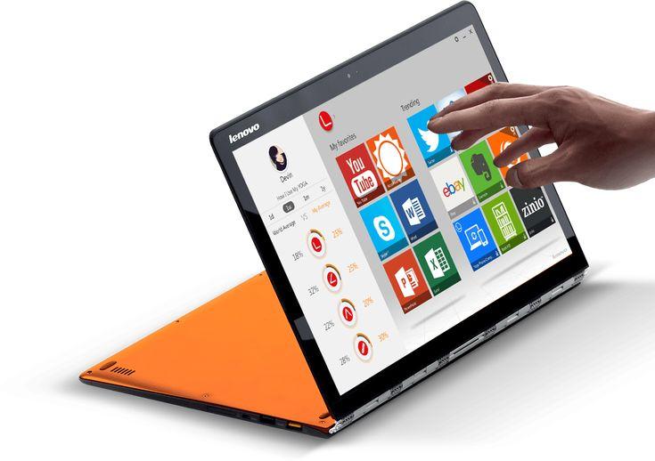 New Lenovo YOGA 3 Pro Laptops | Convertible 2-In-1