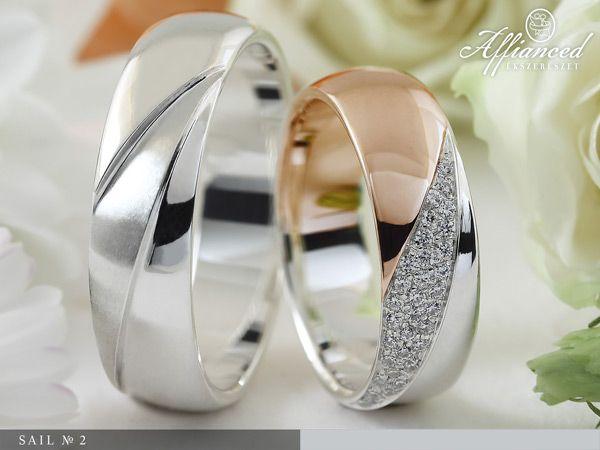 Sail №2 – karikagyűrű pár