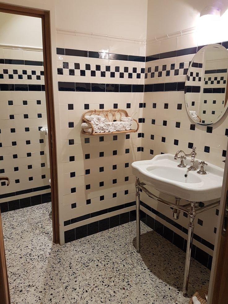 16 best Art deco Salle de bain Retro images on Pinterest Albums - carrelage mur cuisine moderne