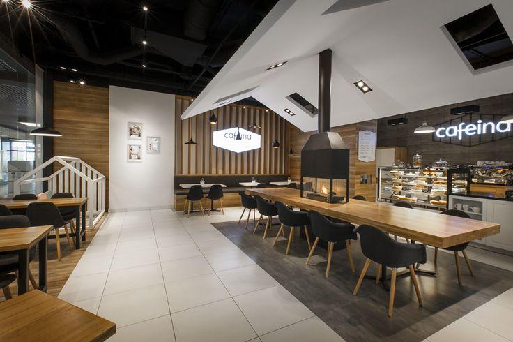 mode:lina architekci   architekt projekty wnętrz poznań   Cafeina