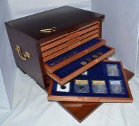 Collector Chest - for $900, a little out of my price range! But very, very nice.