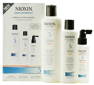 FREE Nioxin Shampoo & Conditioner Sample Pack! http://po.st/exBZQ8