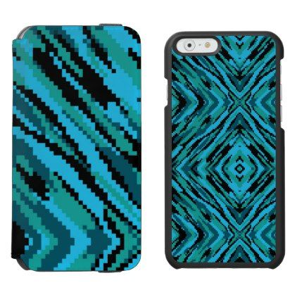 Eagles Flight iPhone 6/6s Wallet Case - blue gifts style giftidea diy cyo