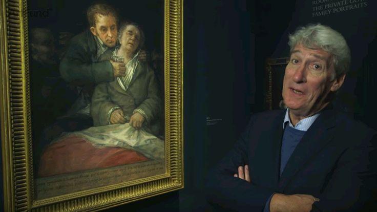 Jeremy Paxman on Goya: Os Retratos Jeremy Paxman investiga os significados ocultos por trás de alguns dos retratos mais duradouros de Goya para revelar a sagacidade e a sabedoria perspicaz do artista durante uma das épocas mais turbulentas da história europeia.