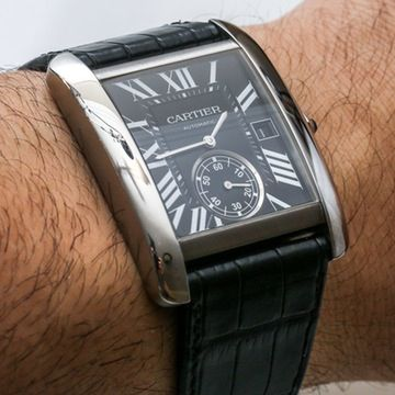 """Cartier Tank MC Watch Review"" via @watchville"