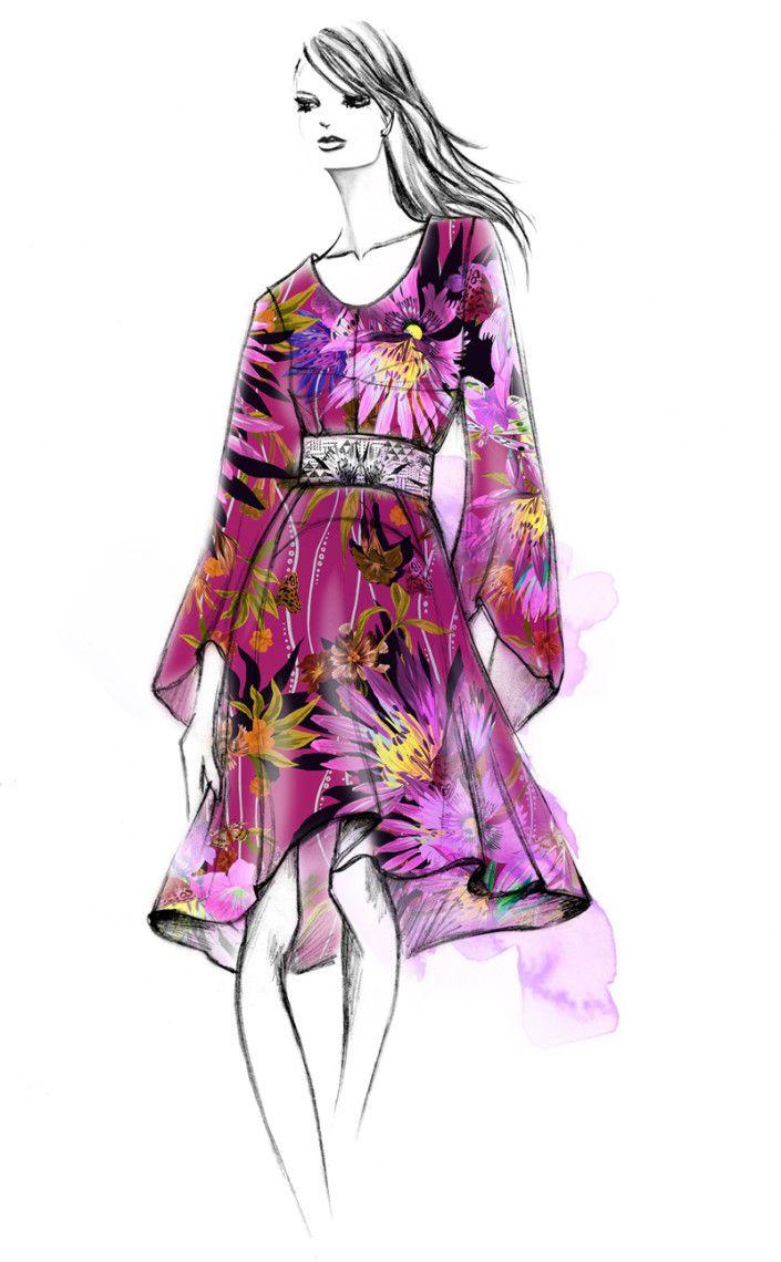 1000+ images about FashioN iLlustration / Fashion Art on Pinterest ...