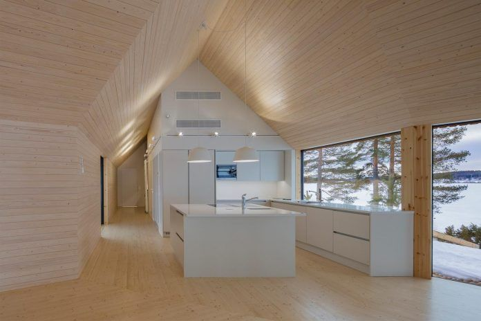 Small home designed to meet contemporary tastes and fully engages with the surrounding landscape - Page 2 of 3 - CAANdesign | Architecture and home design blog