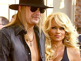 PAM ANDERSON, @KID ROCK GET ENGAGED 7/18/2006 FROM @MTV