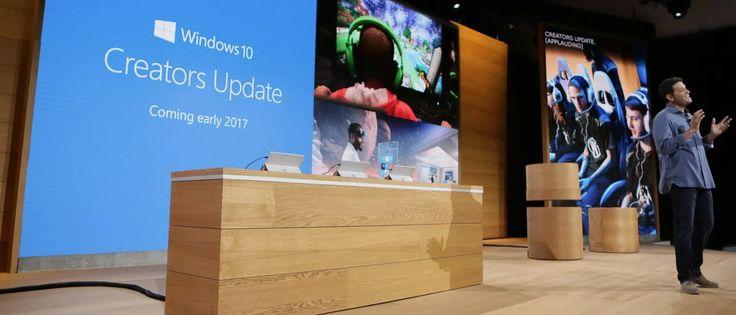 Windows 10 Creators Update доступна для обновления