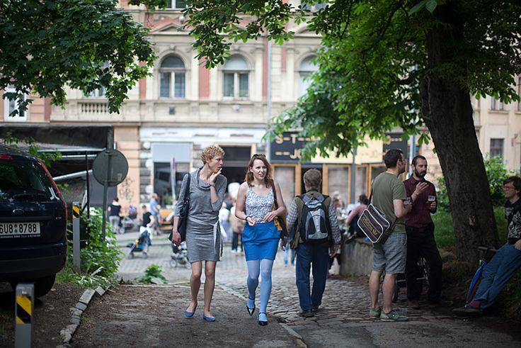 Korzo Krymská | Prague Up & Coming