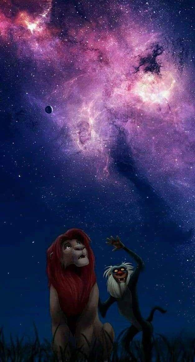Roi lion 🦁 Fond d'écran de cellulaire sur le thème de Disney 11 📱 #clubb…