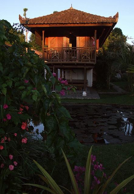 Puri Lumbung cottage - Bali, Indonesia