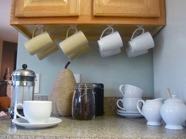 Как разместить всё необходимое на маленькой кухне: 25 дизайн-хаков