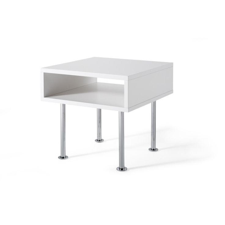 De Longo tafel met open zijkanten is perfect compatibel bij de Longo zetel. De Longo tafel is beschikbaar als vrijstaande tafel of als koppeltafel. Lichaam van berken fineer of witte lak. #Kinnarps #Materia #Longo #Salontafel