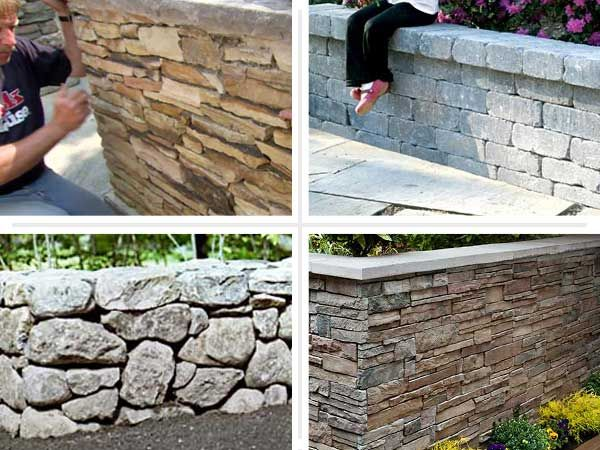 Best 25+ Stone Walls Ideas On Pinterest | Types Of Retaining Wall, Landscape  Stone Near Me And Stone For Walls