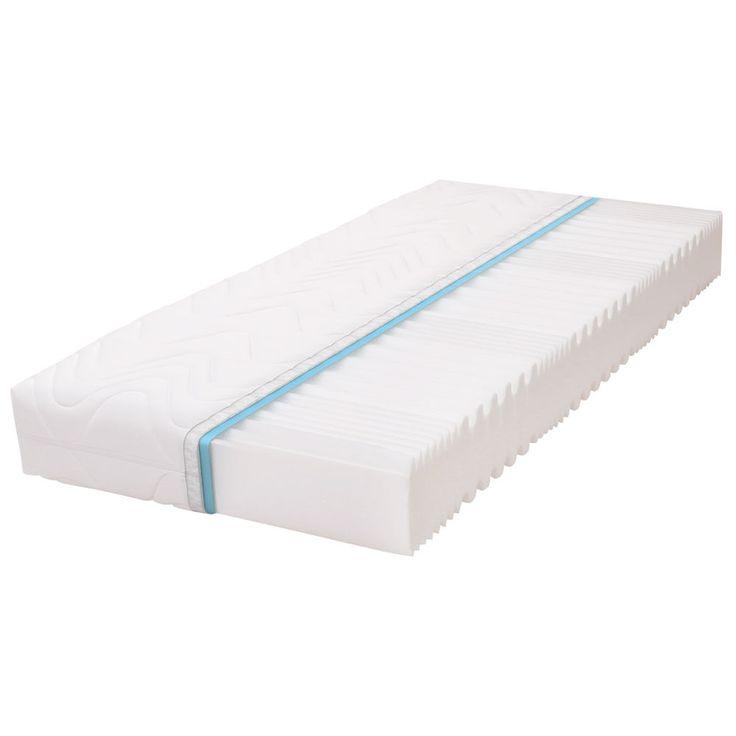 VitaliSpa® 7 Zonen Premium Matratze H2 Marken Komfort Schaumkern 20cm in Möbel…